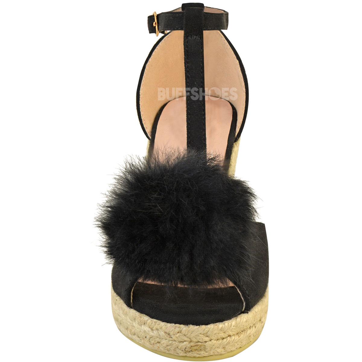 Amazon Uk Womens Chunky Mid Block T Bar Shoe