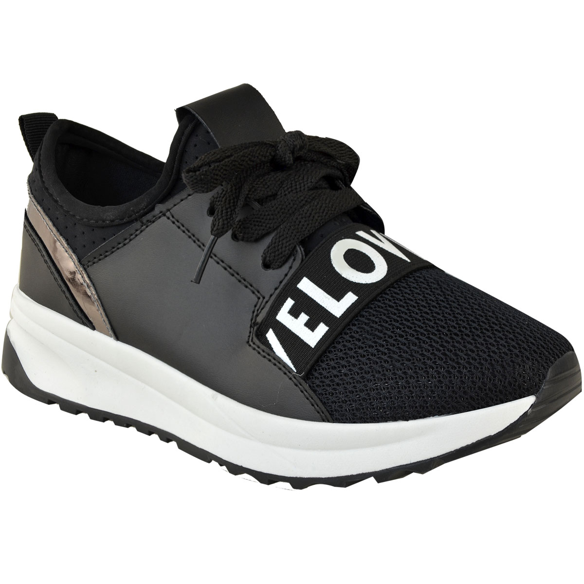 Mujer Love Bali Runners Trainers Trainers Runners Sneakers Sports Luxe  Casual Zapatos Talla 309257 ae25a24c73