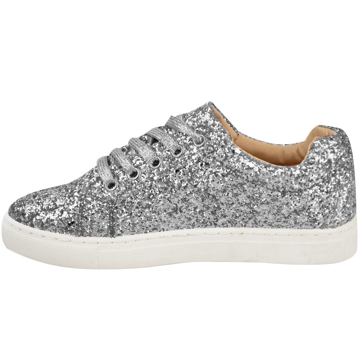 Ladies Sparkly Shoes Size